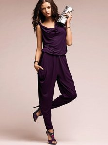 'Harem Jumpsuit' from Victoria's Secret